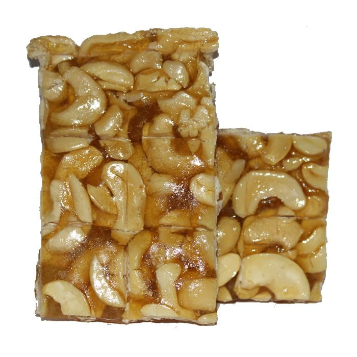 Kaju Chikki – Cashews Brittle – Caramelized Cashews